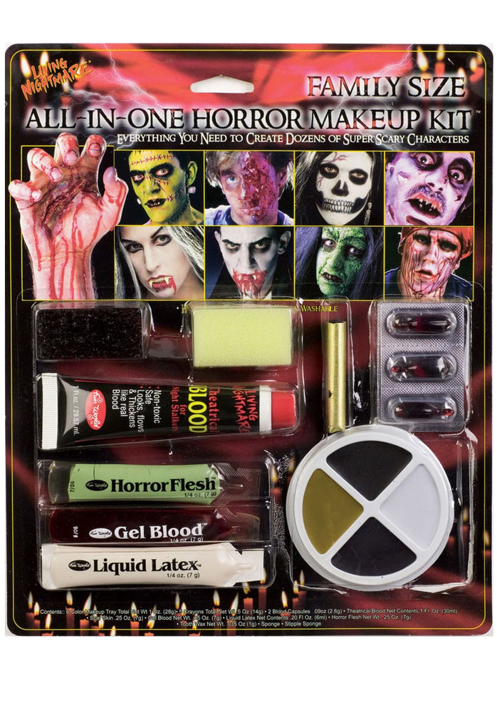 All-In-One Family Size Horror Kit