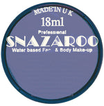 Purple Facepaint, 18ml Smiffys fancy dress