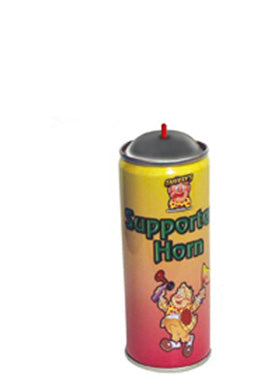 Air-Horn, Refill, Supporters, 200ml, Fancy Dress Accessories