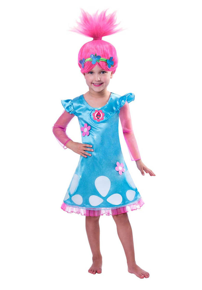 Trolls Poppy Costume, Child