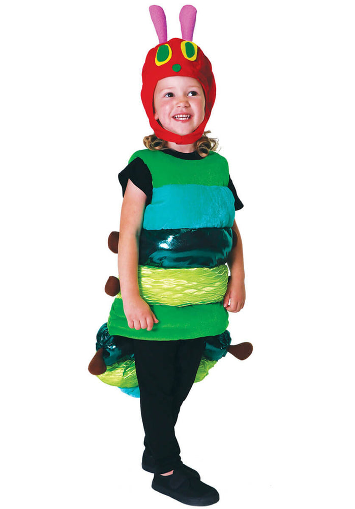 Very Hungry Caterpillar Child Deluxe Costume