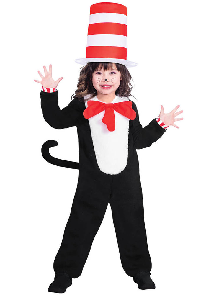 Cat in Hat Jumpsuit
