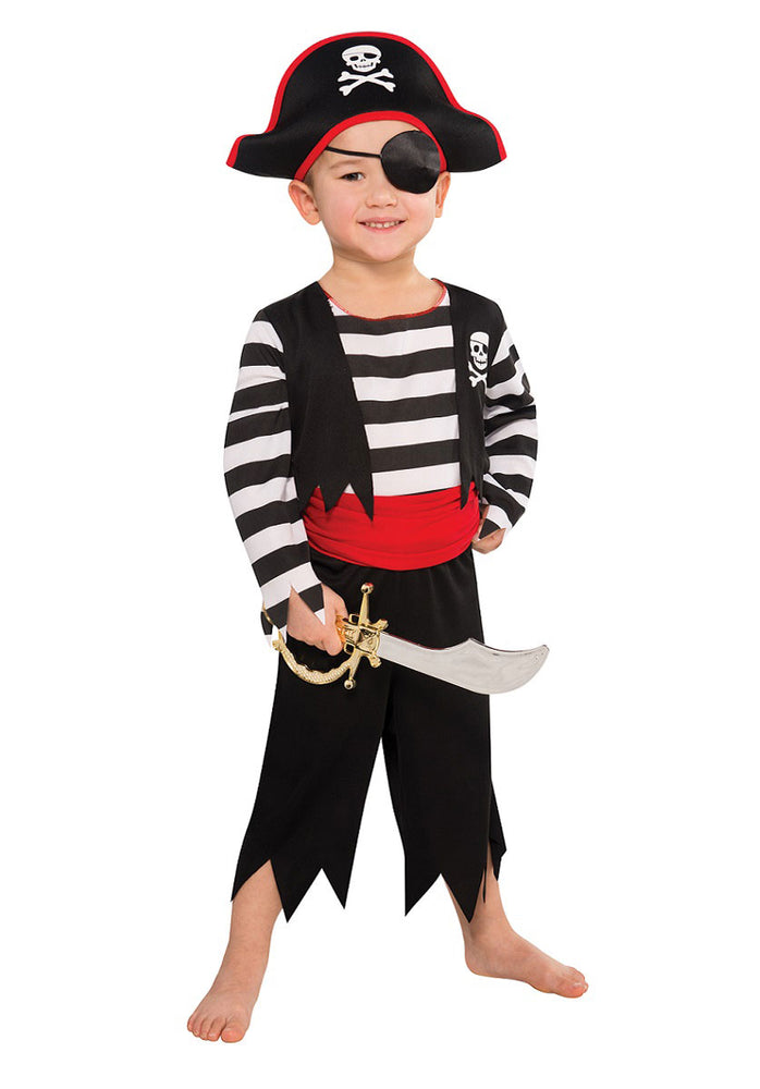 Deckhand Rascal Pirate Toddler