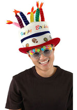 Birthday Cake Sport Hat