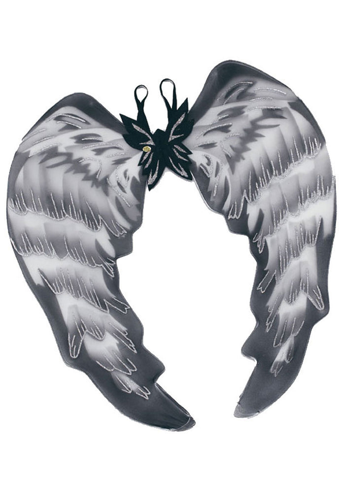 Angel Wings, Jumbo Black, Fancy Dress Accessory