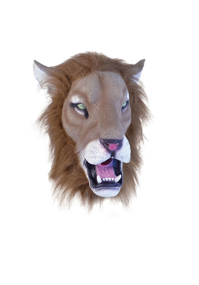 Lion Mask Rubber
