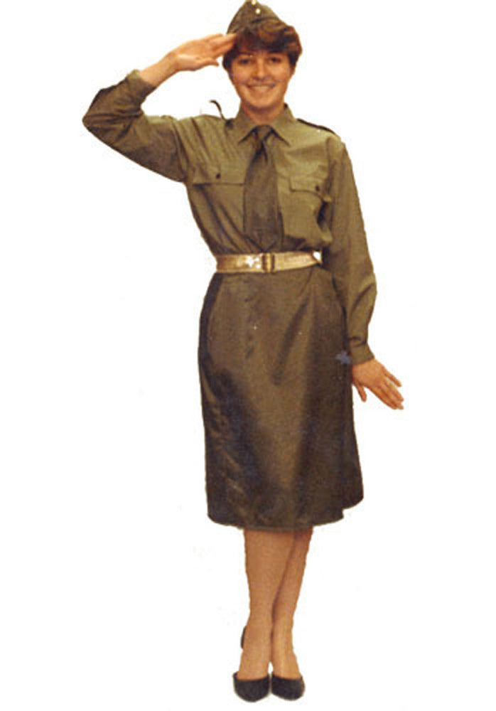 1940s Army Showgirl No.1 C01