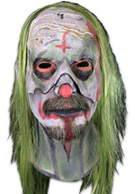 Rob Zombie's 31 Psycho Head Clown Mask