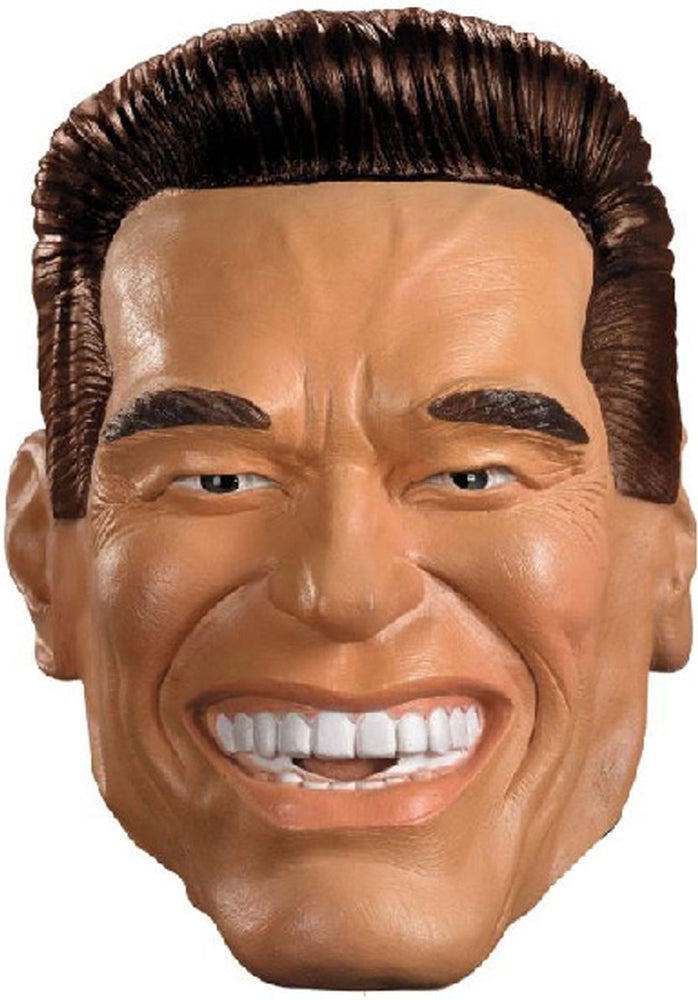 Arnie Latex Mask