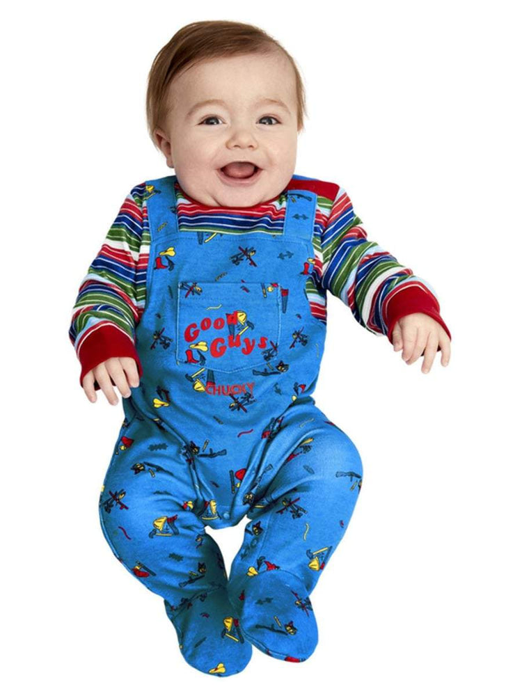 Chucky Baby Costume with All in One52411