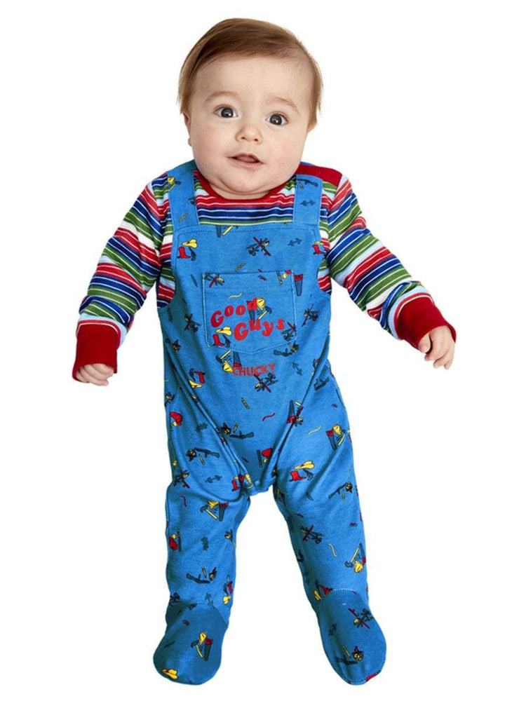 Smiffys Chucky Baby Costume with All in One - 52411