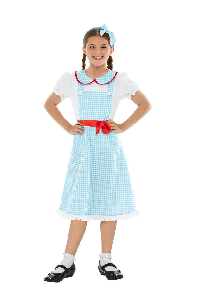 Smiffys Country Girl Costume - 47766