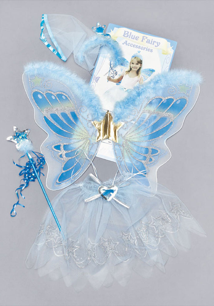 Deluxe Blue Fairy Set