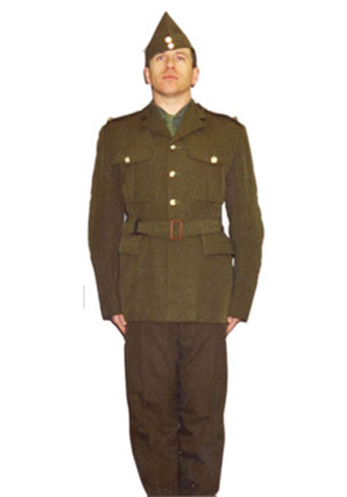 1940s Army Officer E06