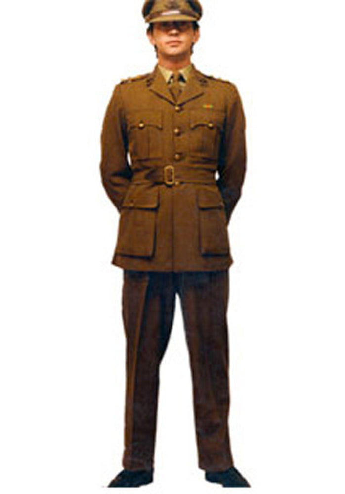 1940s Army Officer E07