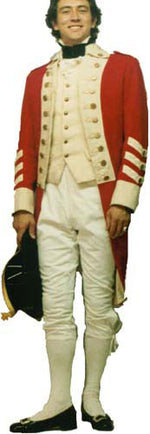 Redcoat Soldier E63