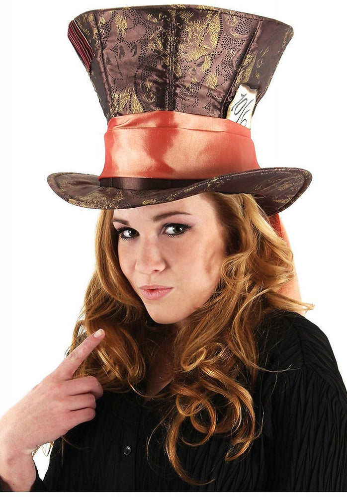 Adult Madhatter Hat, Alice in Wonderland