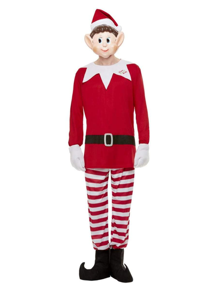 Elves Behavin' Badly Mens Elf Costume