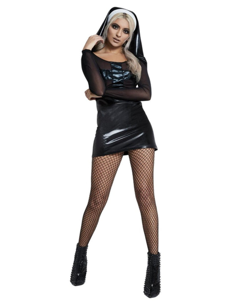 Smiffys Fever Nun Costume - 52179