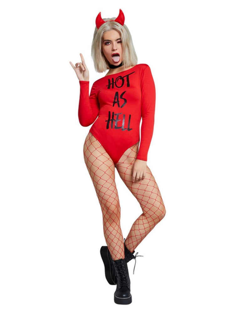Smiffys Fever Sexy Devil Costume - 52183