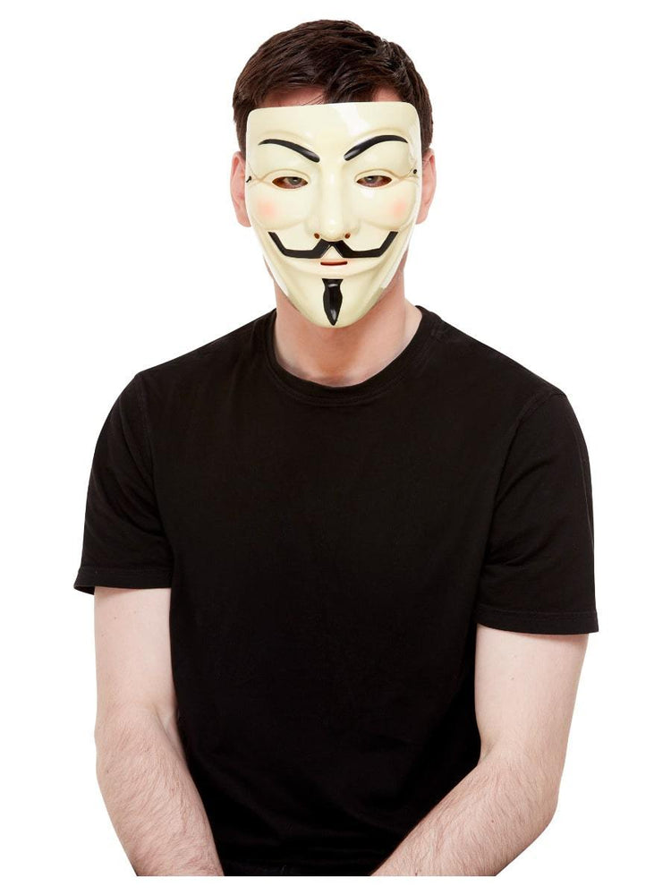 Smiffys Guy Fawkes Mask - 52364