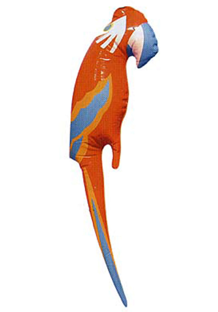 Inflatable Parrot, Fancy Dress Accessories