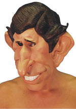 Prince Charles Caricature Latex Mask