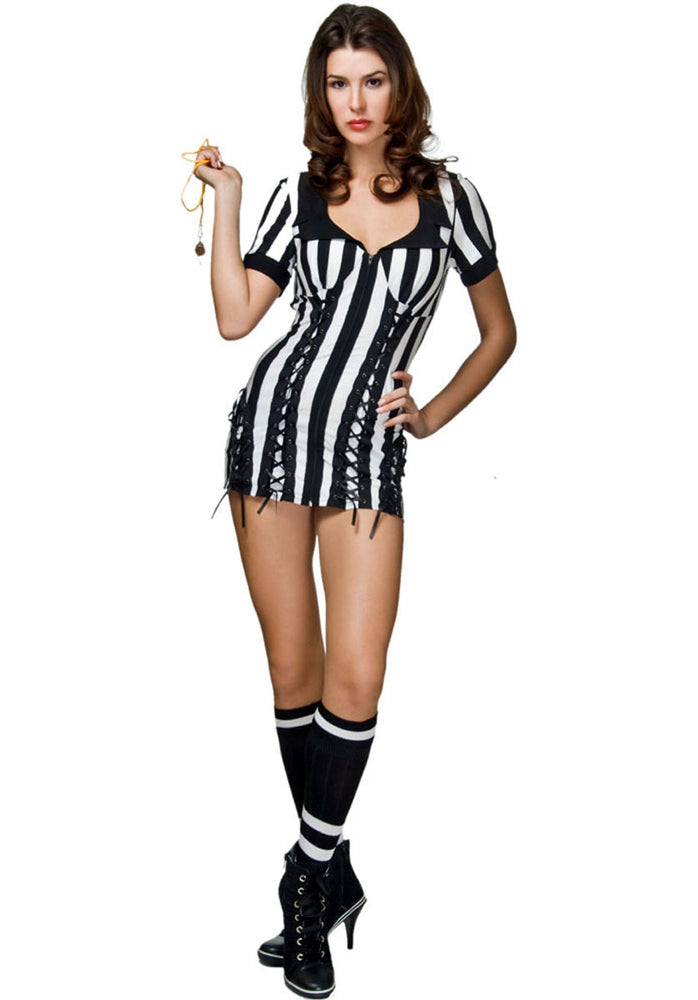 Referee Costume, Mystery House
