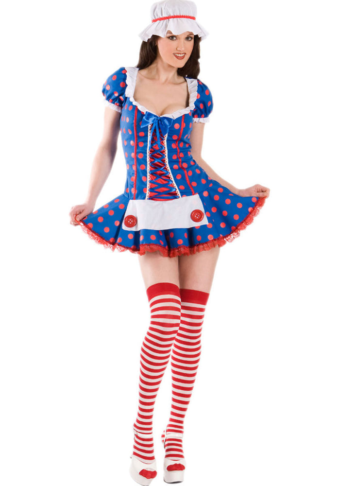 Rag Doll Costume, Mystery House™