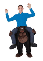 Carry Me Ride On Gorilla