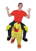 Carry Me Ride On Chicken