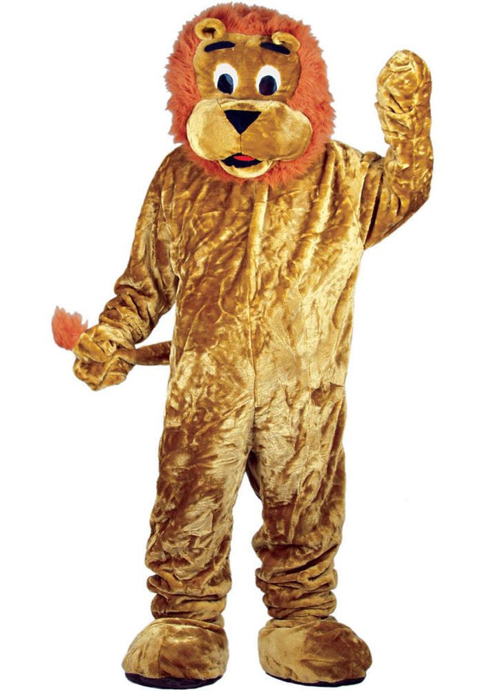 Mascot Roaring Lion, Animal Fancy Dress
