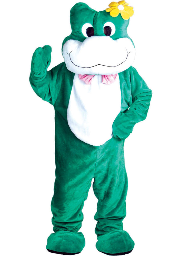 Mascot Frog Costume, Animal Fancy Dress