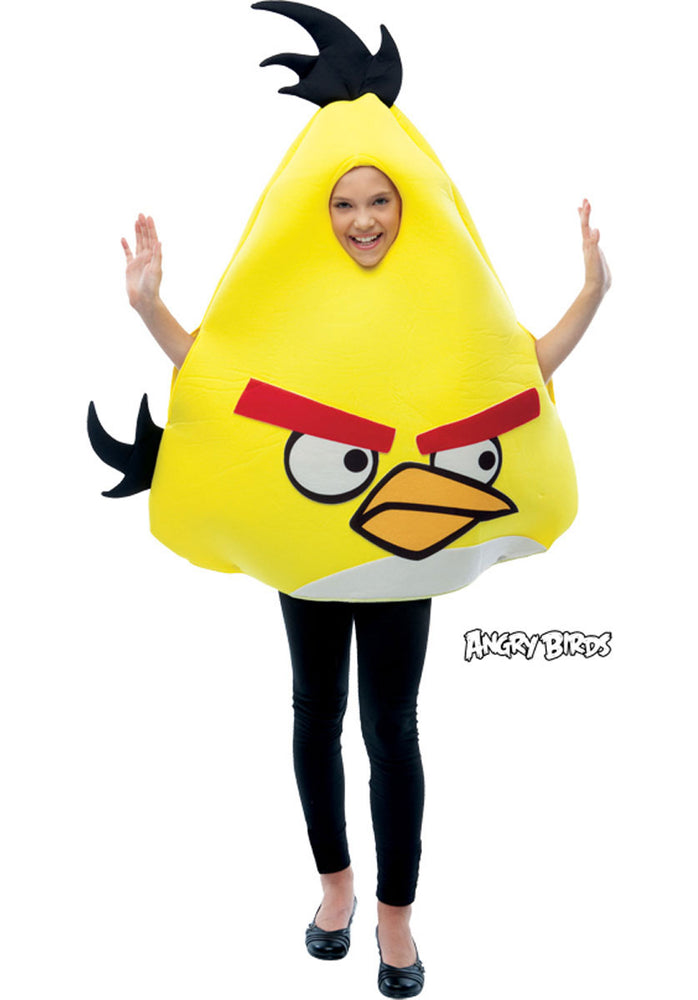 Angry Birds Yellow Bird Child Costume