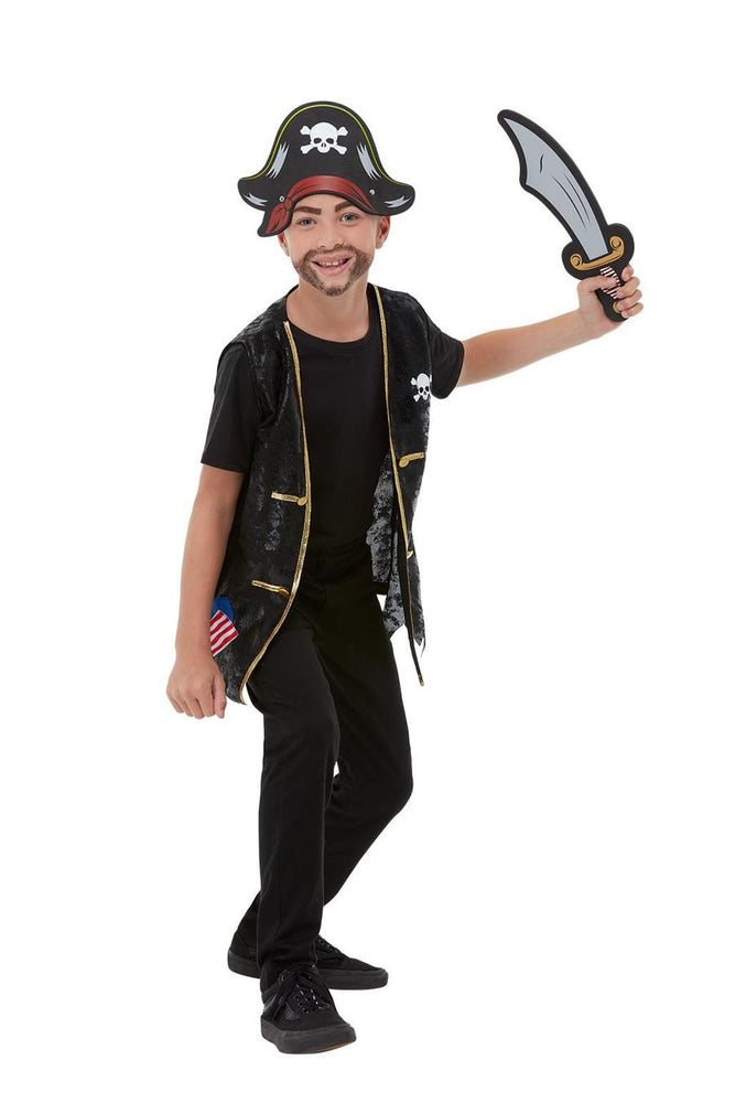 Smiffys Pirate Kit - 47734