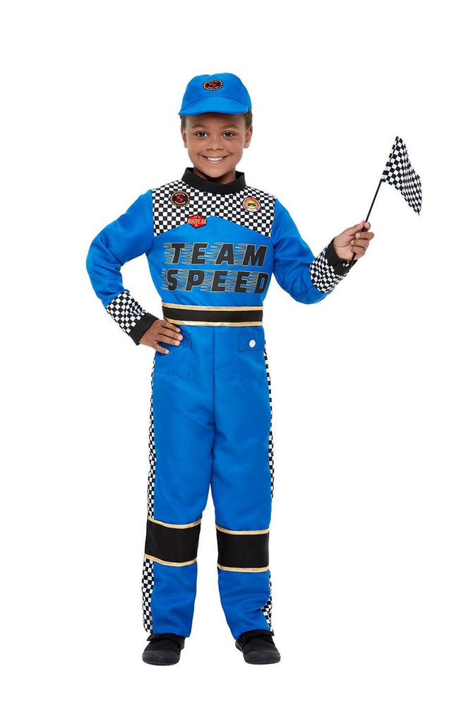 Racing Car Driver Costume