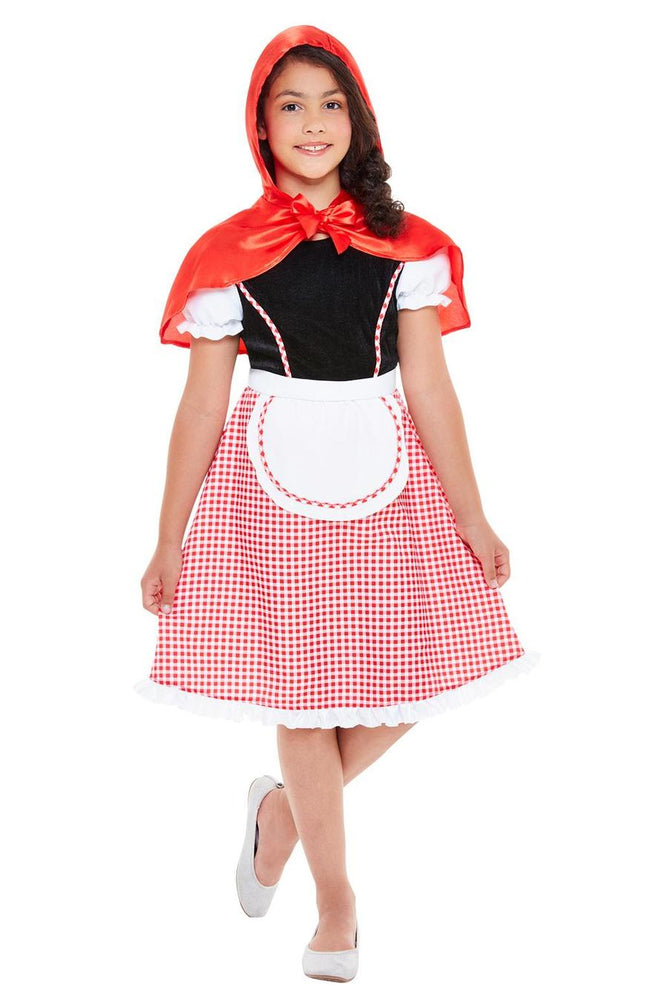 Smiffys Red Riding Hood Costume - 47755