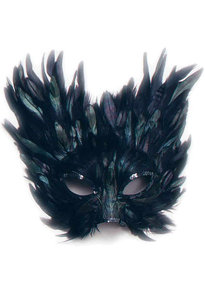 Black Creature Eye Mask