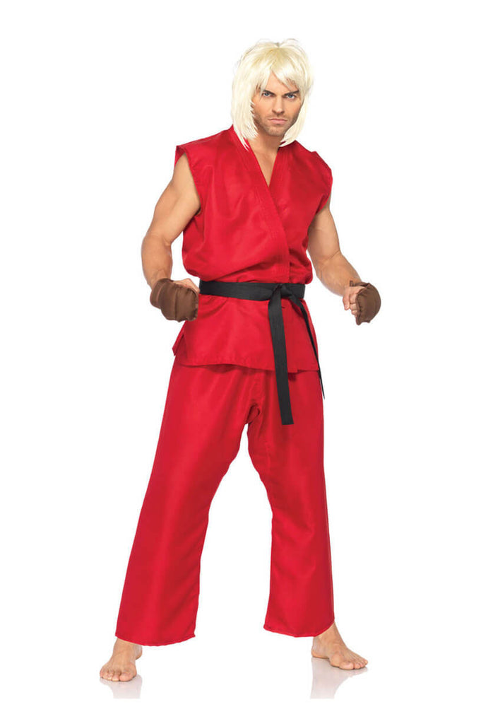 Ken Street Fighter Costume