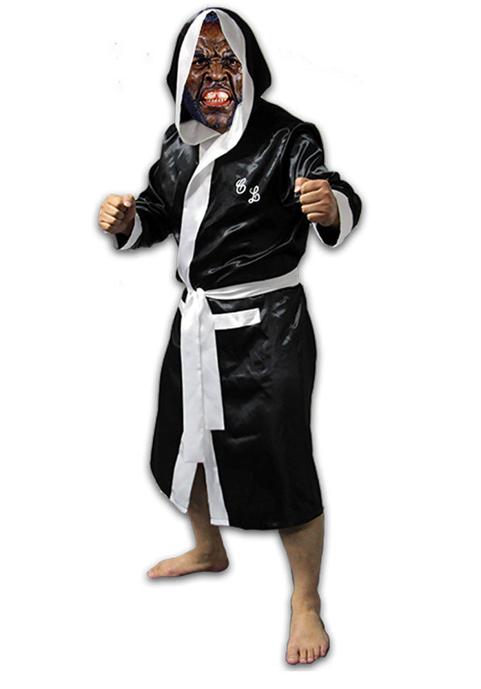 Clubber Lang Boxer Robe, Rocky III