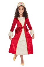 Smiffys Tudor Princess Costume - 47747