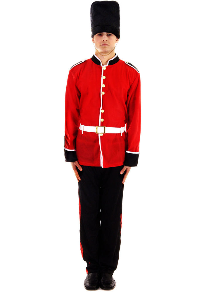 Adult Buzby Guard, Queen's Guard Costume