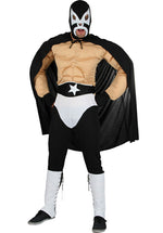 Macho Wrestler Costume