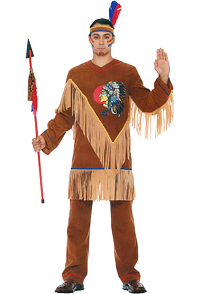 Indian Man Costume
