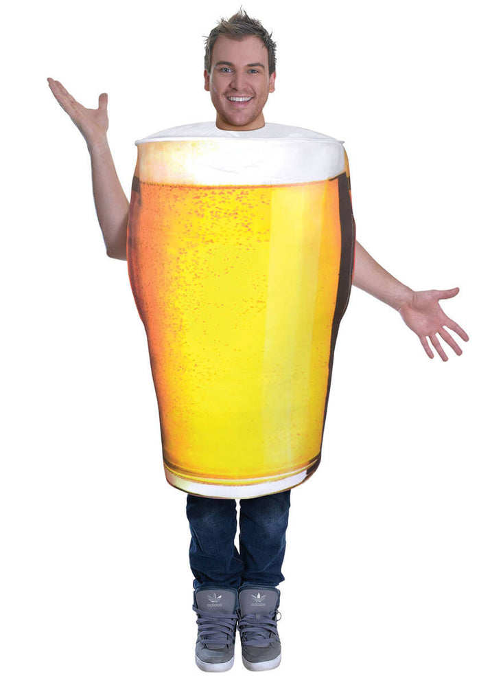 Pint of Beer Costume
