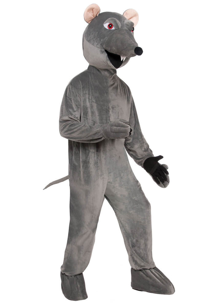 Rat Big Head Costume