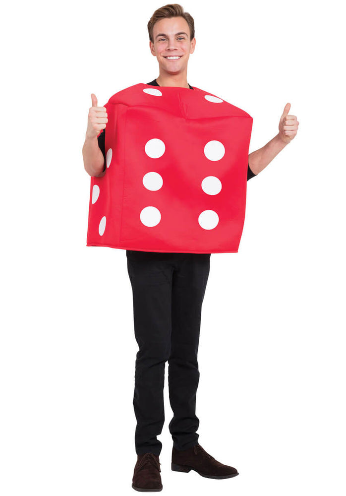 Poker Dice Costume
