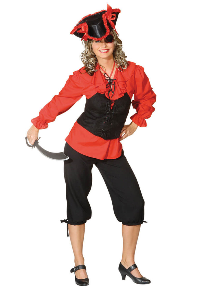 Ladies Pirate Trousers