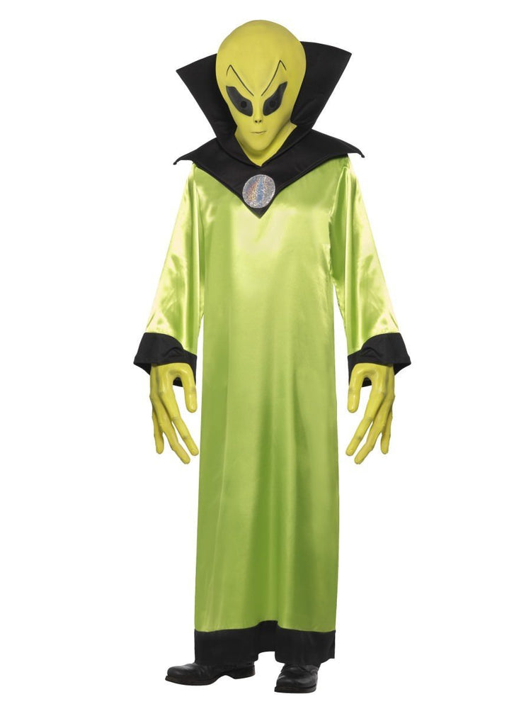 Alien Lord Costume - Glow In The Dark