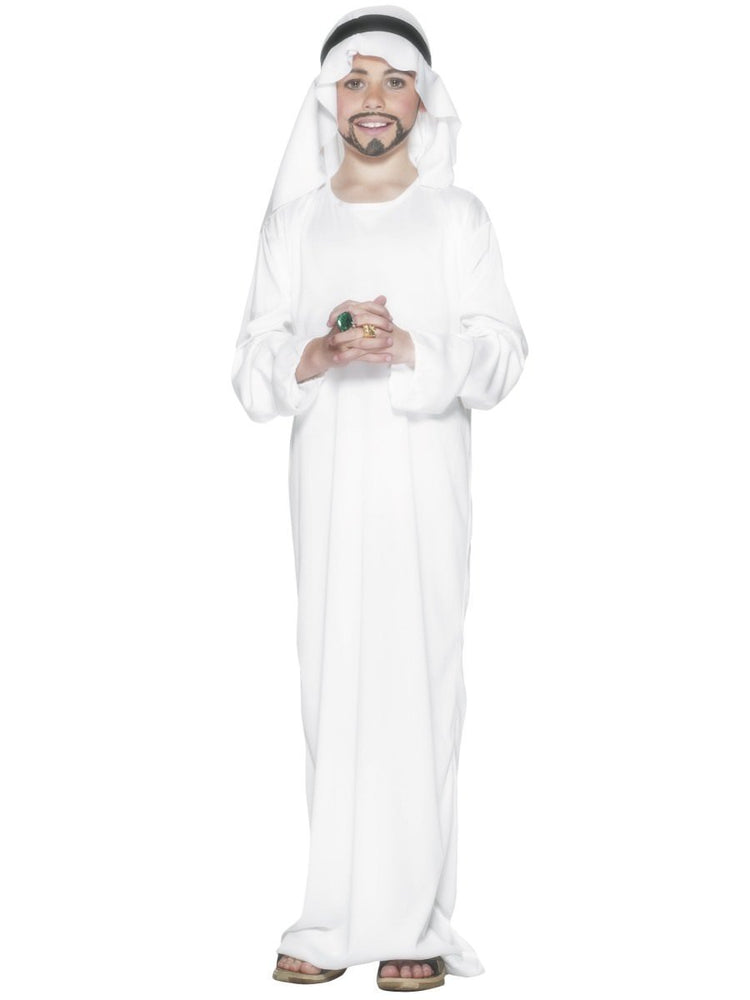 Arabian Child Costume